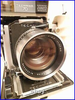 Linhof Technika 70 zeiss sonnar 180mm top leitz sinar nikon hasselblad leica