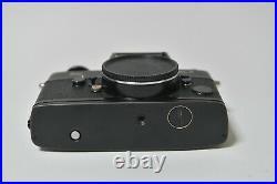 RARE Leica Leicaflex SL2 Black Edition 50 Jahre Film Camera