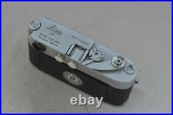 Rare! Leica M3 #1156740 Camera Body Last Batch of M3 Production Year 1966
