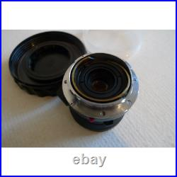 Rare Prototype Leica ELMARIT-C 40mm f/2.8 lens for Leica CL only 500 was made