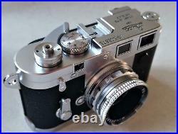 Spy Camera Vintage Minox Miniature Leica M3 MINT + Film