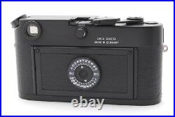 TOP MINT Leica M6 0.85 Non TTL Black 35mm Rangefinder Camera from japan #436