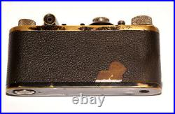 VERY EARLY 1124 Ernst Leitz Leica I 35mm RF camera Converted to 1C Made in 1926