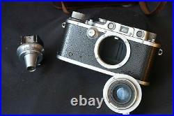 Very fine LEICA IIIa 1938 III a LEITZ WETZLAR
