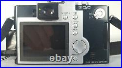 Vintage LEICA Digilux 1 4.0 MP Digital Camera Works Well Needs New Battery