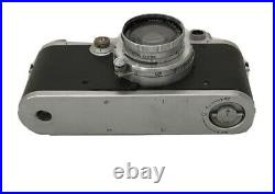 Vintage Leica Camera D. R. P. Ernst Leitz Wetzlar DRP No274727