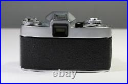 Vintage Leicaflex 35mm SLR Film Camera. Made in Germany