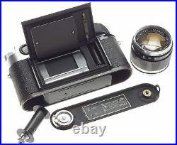 YASHICA NICCA YF YASHINON 11.8 f=5cm L39 mm LEICA SCREW MOUNT 35mm RANGEFINDER