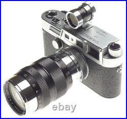 Yashica NICCA YF Yashinon 3 lens kit L39 mm Leica screw mount 35mm rangefinder