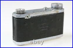 ZEISS IKON Tenax II Prototyp mit Leica Elmar 50mm f/3,5 Compur SNr w34899